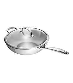 OXO® Good Grips Cookware Stainless Steel Pro 5-qt. Covered Wok with Helper Handle