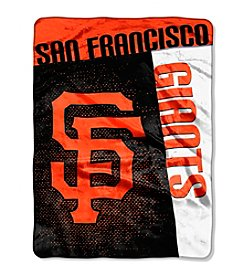 MLB® San Francisco Giants Strike Raschel Throw