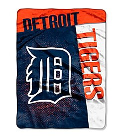 MLB® Detroit Tigers Strike Raschel Throw