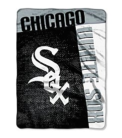 MLB® Chicago White Sox Strike Raschel Throw