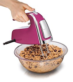 Hamilton Beach® 6-Speed Hand Mixer with Case