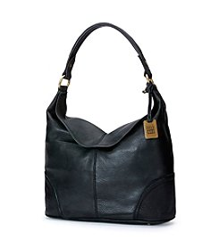 Frye® Black Campus Hobo Bag