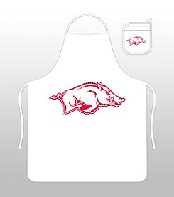 NCAA® Arkansas University Kitchen Textiles Set