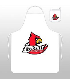 NCAA® University of Louisville Kitchen Textiles Set