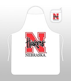 NCAA® University of Nebraska Kitchen Textiles Set