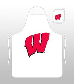 NCAA® University of Wisconsin Kitchen Textiles Set