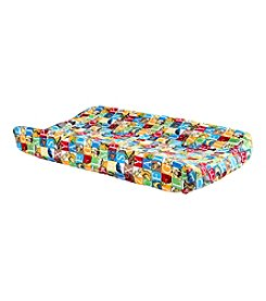 Trend Lab Dr. Seuss Alphabet Changing Pad Cover