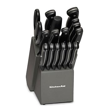 KitchenAid Stamped Triple Rivet Cutlery Set