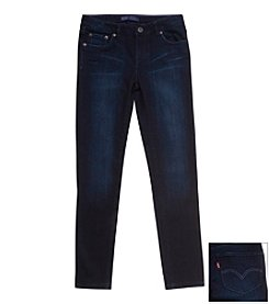 Levi's® Girls' 8.5 Plus-16.5 Plus Lana Denim Leggings