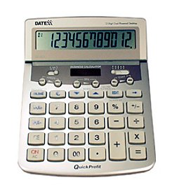 Datexx® 12-Digit Desktop Calculator