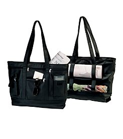 Royce® Leather No nonsense Executive Business Tote