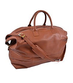 Royce® Leather Luxury Travel Duffel Bag