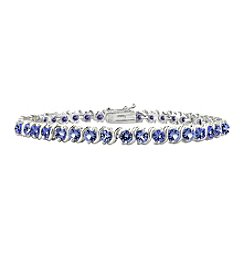 Designs by FMC Sterling Silver 5 ct. t.w. Tanzanite