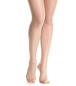 HUE® So Silky Sheer Tights - Natural