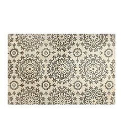 Shemiran Rugs Greenwich Ivory/Taupe HG252 Area Rug