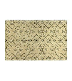Shemiran Rugs Greenwich Ivory HG254 Area Rug