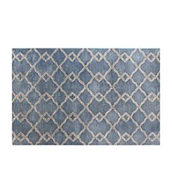 Shemiran Rugs Greenwich Denim HG265 Area Rug