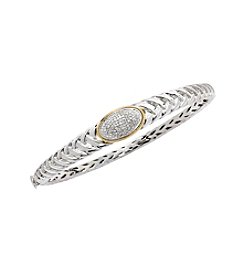 .20 ct. t.w. Diamond Bangle Bracelet