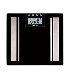 Taylor Glass Body Fat Scale