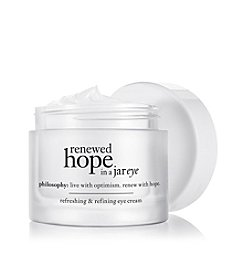 philosophy® Renewed Hope In A Jar Eye Cream