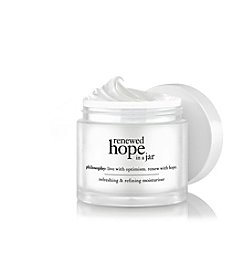 philosophy® Renewed Hope In A Jar Moisturizer