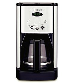 Cuisinart® Brew Central 12-Cup Programmable Coffeemaker + FREE Coffee Grinder see offer details