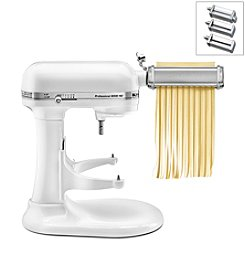 KitchenAid® KPRA Stand Mixer 3-pc. Pasta Roller and Cutter Attachment Set
