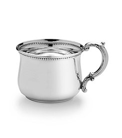 Empire Silver™ Beaded Pot Belly Baby Cup