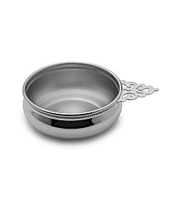 Empire Silver™ Pewter Beaded Porringer