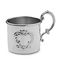 Empire Silver™ Pewter Raised Design Baby Cup
