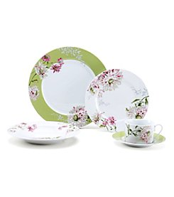 Mikasa® Silk Floral Pink Dinnerware Collection