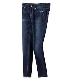 Levi's® Girls' 7-16 Medium Wash Knit Jeggings