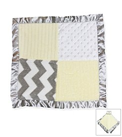 Cuddle Bear® Chevron Snuggle Blanket