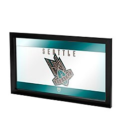 Trademark Home™ Seattle Bombers Logo Mirror