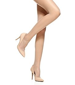 HUE® So Silky Invisible Reinforced Toe Sheer Hosiery
