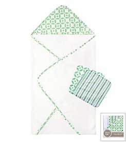Trend Lab Lauren 3-Pack Bath Bundle Box Set