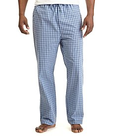 Nautica® Men's Woven Plaid Pants
