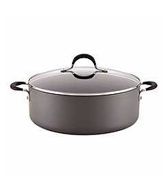 Circulon® Momentum Hard-Anodized Nonstick 7.5-qt. Covered Stockpot