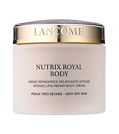 Lancome® Nutrix Royal Body Nourishing Moisturizer Cream