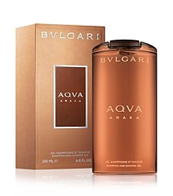 BVLGARI Aqva Amara Shampoo & Shower Gel