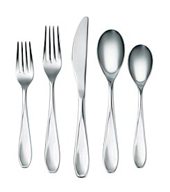 Corelle® Ruby Mirror 45-pc. Flatware Set with Hostess Set