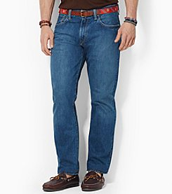 Polo Ralph Lauren® Men's Straight-Fit Stanton-Wash Jean