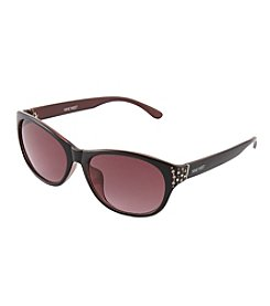 Nine West® Mod Stone Wayfarer Sunglasses