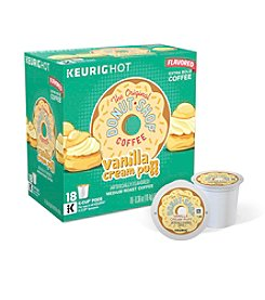 Keurig® The Original Donut Shop Vanilla Cream Puff  18-Pk. K-Cup