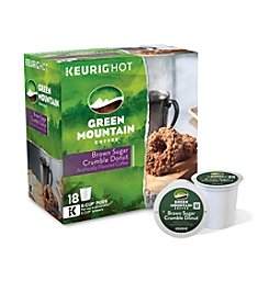 Keurig® Green Mountain Coffee Brown Sugar Crumble Donut  18-Pk. K-Cup