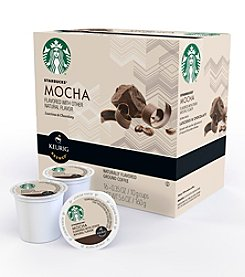 Keurig® Starbucks Mocha Flavored Coffee 16-Pk. K-Cup