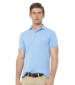 Polo Ralph Lauren® Men's Short Sleeve Solid Mesh Polo