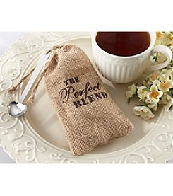 Kate Aspen Set of 12 The Perfect Blend Burlap Bags
