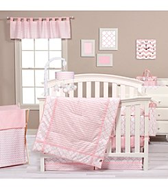 Trend Lab Pink Sky Baby Bedding Collection