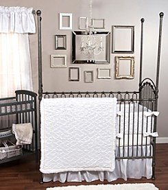 Trend Lab Marshmallow Baby Bedding Collection
